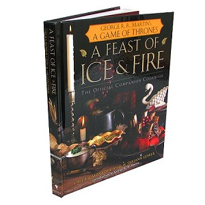 Game of Thrones A Feast of Ice and Fire Companion Cookbook