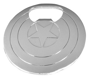 Captain America Shield Bottle Opener