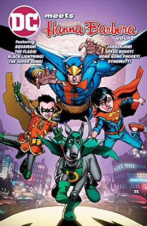 DC Meets Hanna Barbera Trade Paperback Volume 2