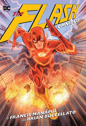 Flash by Manapul & Buccellato Hard Cover Omnibus