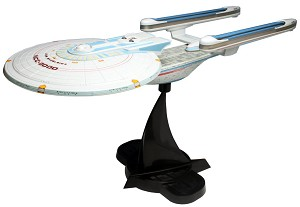 Star Trek VI: The Undiscovered Country U.S.S. Excelsior Ship