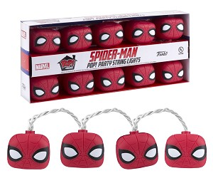 Spiderman Pop! Party String Lights