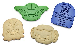 Star Wars Rebels Cookie Cutters - Rebel Friends 6pc Set