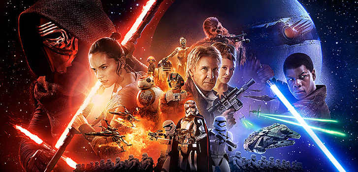 Win Star Wars The Force Awakens Prize Pack