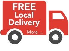 Limited Free Local Delivery