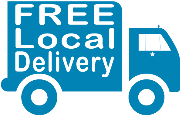 Free Local Delivery is Back!