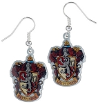 Harry Potter Gryffindor House Crest Earrings
