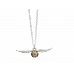 Harry Potter Sterling Silver Golden Snitch 16