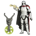 Star Wars EP7 Captain Phasma Forest Mission 3 3/4