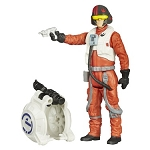 Star Wars EP7 Poe Dameron Space Mission 3 3/4