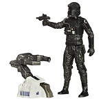 Star Wars EP7 1st Order TIE Fighter Pilot Space Mission 3 3/4