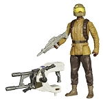 Star Wars EP7 Resistance Trooper Space Mission 3 3/4