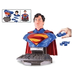 Justice League Superman Bust 3D Puzzle
