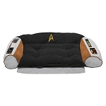Star Trek TOS Captain's Chair Dog Bed