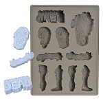 The Walking Dead Silicone Ice Cube Tray