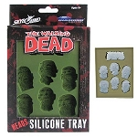 The Walking Dead Silicone Ice Cube Tray Series 2