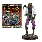 Marvel Chess Collection - #12 Lizard Black Pawn with Collector Magazine