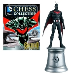 DC Chess Collection - #81 Batman Beyond White Knight with Collector Magazine