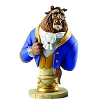 Disney Beauty & The Beast Beast with Suit Grand Jester Mini-Bust