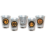 Avatar: Legend of Korra 4pk 2oz Shot Glass