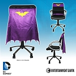 Batgirl Chair Cape