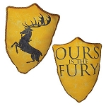 Game of Thrones House Baratheon Stag Throw Pillow