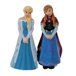 Disney Frozen Elsa & Anna Salt and Pepper Shakers