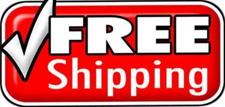 Free Shipping Now Available