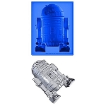 Star Wars R2D2 Deluxe Size Silicone Ice Cube Tray