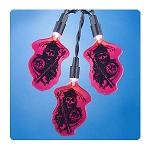Sons of Anarchy Red Grim Reaper String Lights