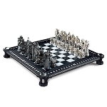 Harry Potter Sorcerer's Stone Final Challenge Chess Set