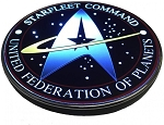 Star Trek United Federation of Planets Qi Wireless Charger