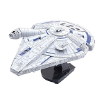 Metal Earth Iconx Star Wars Lando's Millennium Falcon Steel Model Kit