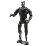 Metal Earth Marvel Series - Black Panther Model Kit