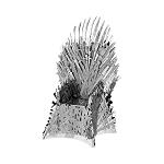 Metal Earth Iconx Game of Thrones The Iron Throne Model Kit