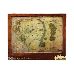 "The Hobbit - ""Middle Earth Map"" 1,000 Piece Puzzle"