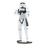 Metal Earth Iconx Star Wars Stormtrooper Steel Model Kit