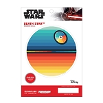 Star Wars Death Star Chromatic Decal