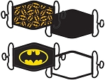 Batman 2 Pack Facemask Set