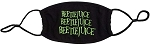 Bettlejuice Movie Catch Phrase Facemask