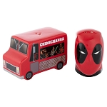 Deadpool Truck & Head Ceramic Salt & Pepper Set