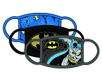 Batman 3 Pack Youth Facemask Set