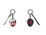 Friday the 13th Jason Mask Key Ring