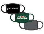 Friends 3-Pack Youth Facemask Set