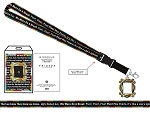 Friends Catchphrases Lanyard