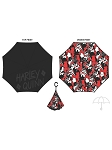 Harley Quinn Underprint Umbrella