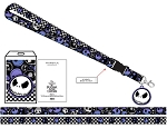 Nightmare Before Christmas Purple Jack Lanyard