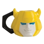Transformers Bumblebee 20oz Sculpted Ceramic Mug