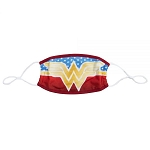 Wonder Woman Symbol Facemask