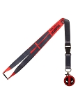 Deadpool Suit Lanyard